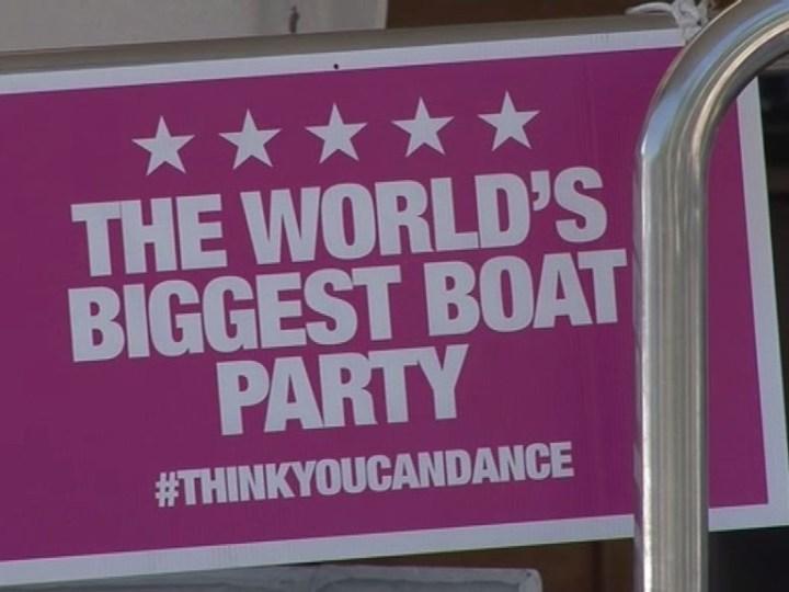 12/07 El Parlament prohibeix els Party Boats a Formentera