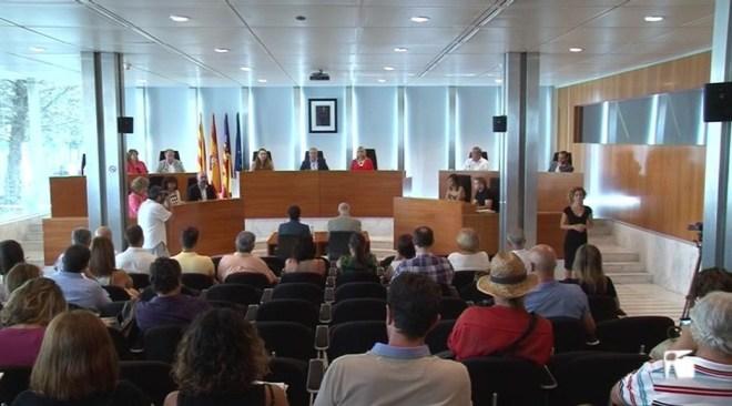 25/07 Ple de política general al Consell d'Eivissa