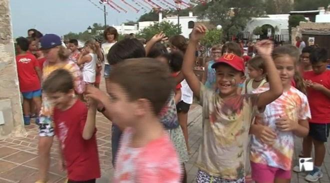 29/08 Gincana infantil a Sant Agustí