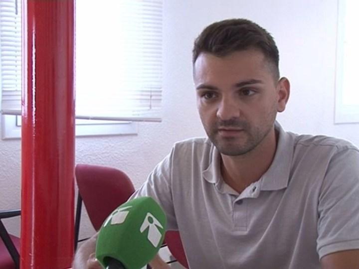 30/08 Entrevista a Alan Ripoll, nou Secretari General de les Joventuts Socialistes d'Eivissa