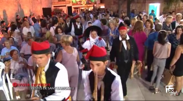 24/08 Eivissa en festes - Festes Sant Bartomeu
