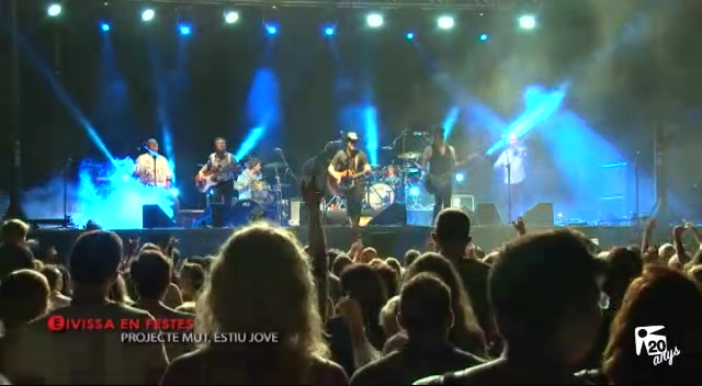 02/09 Eivissa en festes - Concert Projecte Mut, Estiu Jove