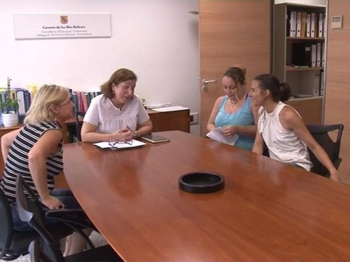 13/09 Educació diu que hi ha prou mitjans pels nens amb necessitats especials a Can Misses
