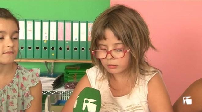 14/09 L'ONCE i les administracions donen suport a nens amb discapacitats visuals per aconseguir una educació inclusiva