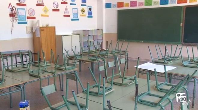 06/09 222 alumnes demanen escolaritzar-se fora del termini de matriculació