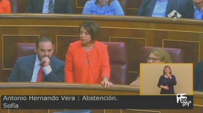 31/10 Reaccions a Balears de la investidura de Rajoy