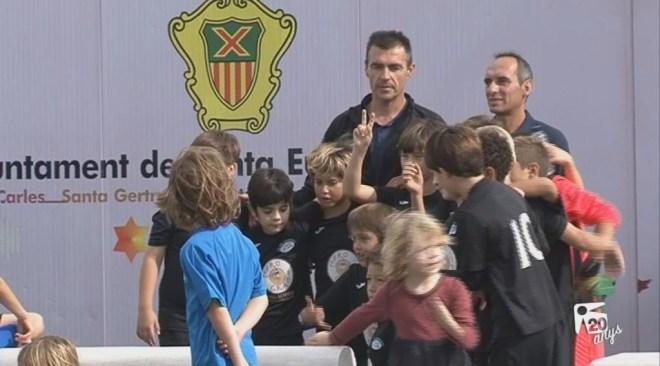 08/11 Presentació d'equips de futbol de Santa Gertrudis