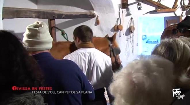 14/11 Eivissa en Festes: Festa de s'oli, Can Pep de Sa Plana