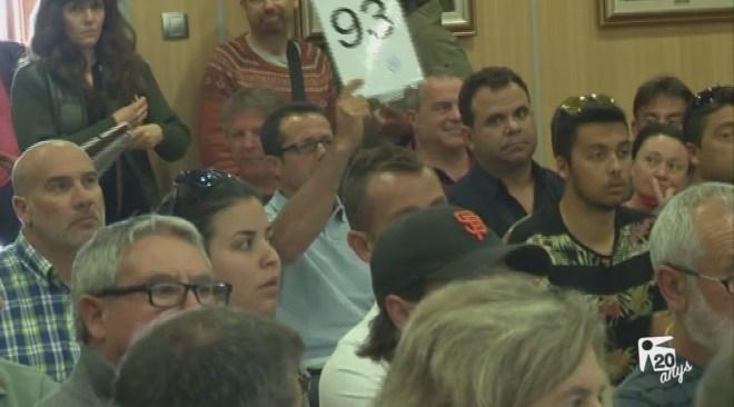 29/11 Sant Josep no aplicarà mesures contra Mahi Marrero fins no haver analitzat la sentència judicial