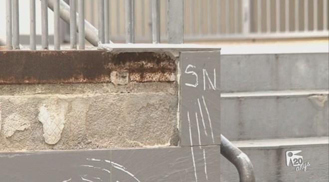"""17/11 El mal estat de Sa Graduada """"és perillós"""" pels alumnes, segons l'Ajuntament"""