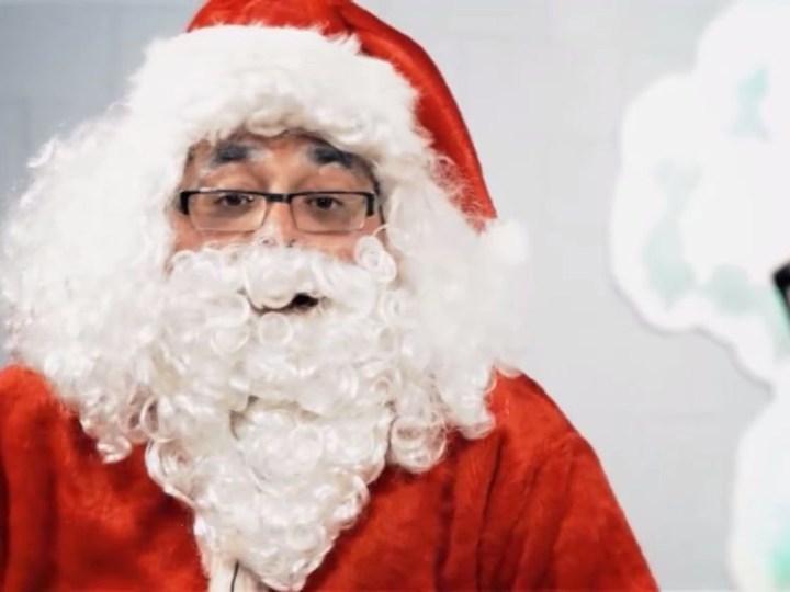 24/12 Sardinas Negras: Papa Noel