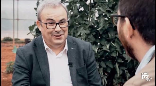 01/01 Sardinas Negras: Vicent Torres - President del Consell d'Eivissa