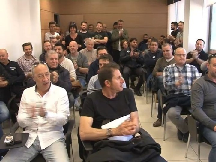 07/04 Fracassen les negociacions entre l'Ajuntament i la Policia local de Vila