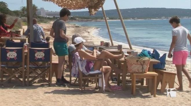 06 / 04 Formentera; oberts per Setmana Santa