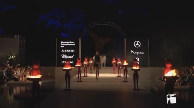 10/07 Primera Mercedes-Benz Fashion Weekend a Eivissa