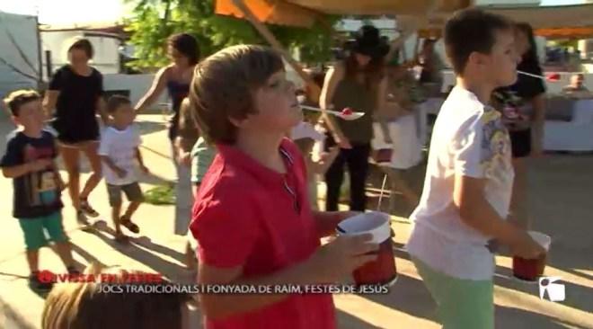 02/09 Eivissa en festes - Festes de Jesús. Jocs Populars i fonyada de raïm