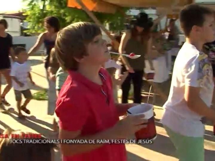 02/09 Eivissa en festes – Festes de Jesús. Jocs Populars i fonyada de raïm
