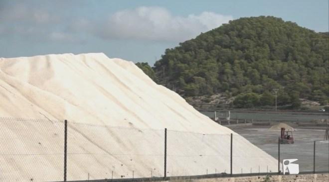 25/09 Comença la recollida de Sal a Eivissa