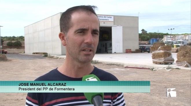 20/09 Queixes del PP per l'estat del polígon industrial de Sant Francesc