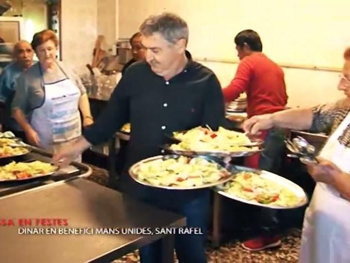 12/11 Eivissa en festes – Dinar Mans Unides a Sant Rafael