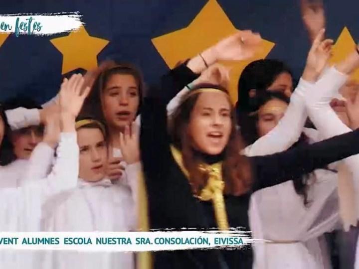21/12 Eivissa en festes – Betlem vivent dels alumnes de la Consolació