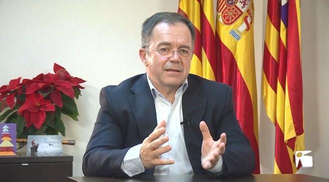 30/12 Josep Marí Ribas – Missatge de Nadal 2017