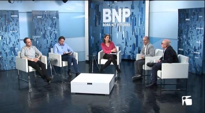 11/01 Vila monopolitza el debat del BNP