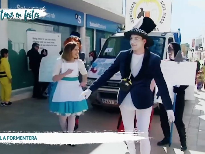 12/02 Formentera en Festes: Carnaval de Formentera 2018