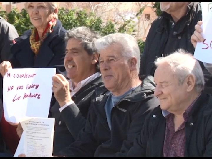 19/03 El Reportatge: Pensionistes en peu de guerra