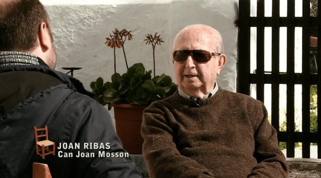23/03 Sa Cadira des Majors: Joan Ribas de Can Joan Mosson