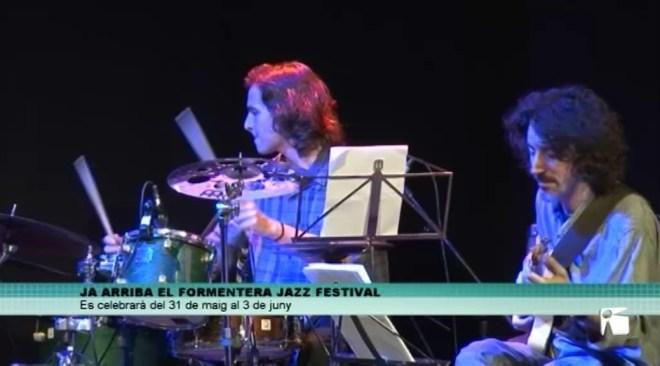 29/05 Falten 3 dies per al Formentera Jazz Festival.