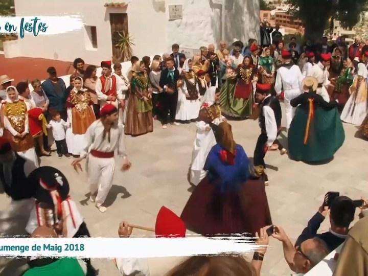 07/05 Eivissa en Festes – Primer Diumenge de Maig 2018