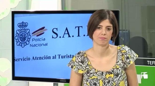 14/05 Es posa en funcionament el SATE, servei d'atenció al turista estranger.