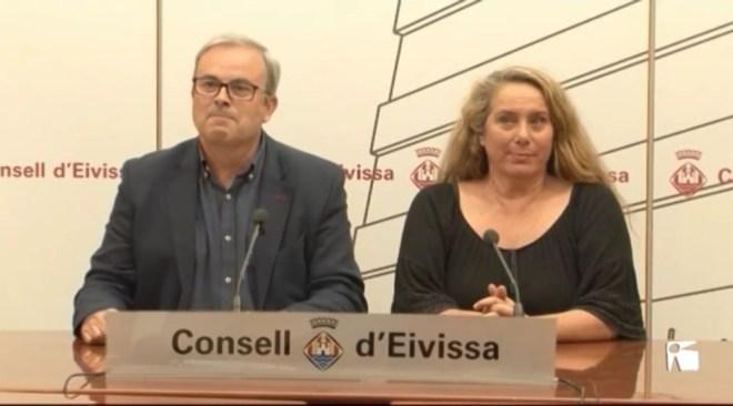 01/06 Gonzalo Juan assumirà ses funcions executives de medi ambient, rural i marí.
