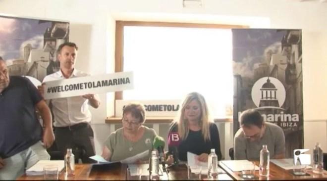 """18/06 El Consell d'Eivissa posa en marxa la campanya """"Welcome to La Marina"""""""