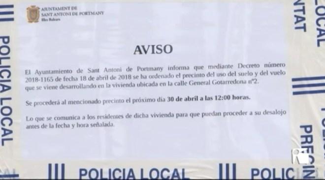 18/06 El jutjat suspèn l'ordre de demolició de la casa pastera de Sant Antoni