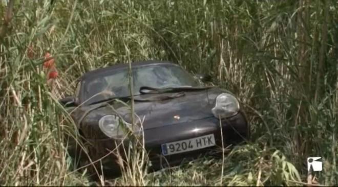 01/06 Dos joves surten il•leses d'un espectacular accident a Vila.