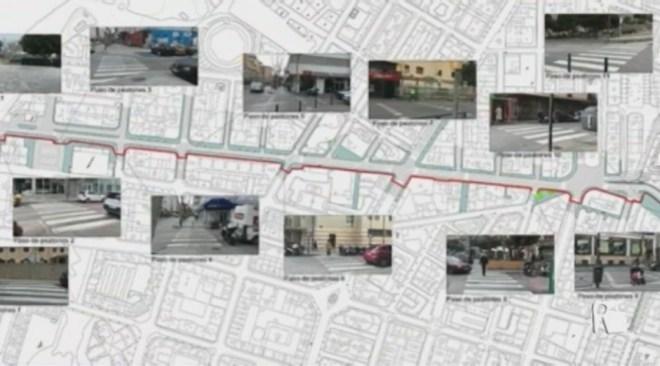 Vila presenta al PIOS tres projectes pensats per a peatons