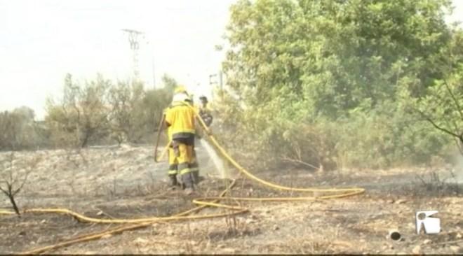 03/07 Incendi a un assentament il·legal