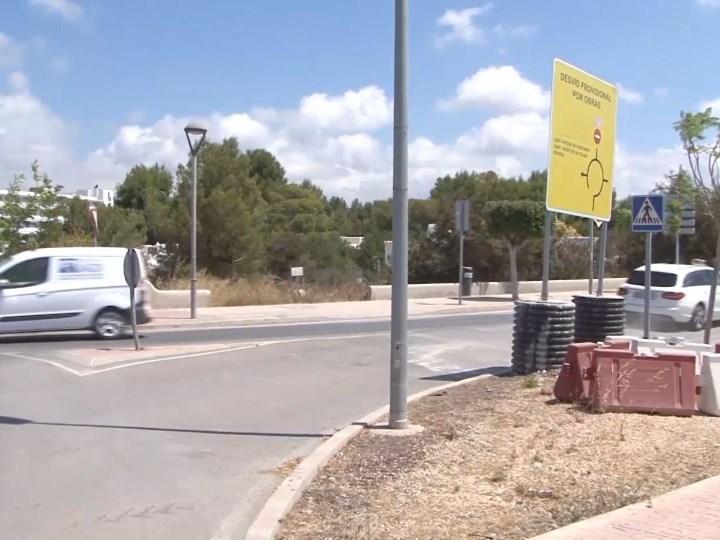 05/07 Es reobre l'avinguda Sant Agustí