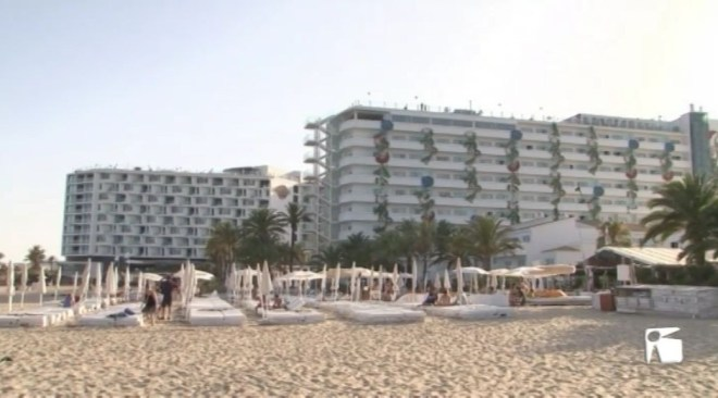 09/07 Els hotelers parlen d'un juny excel·lent