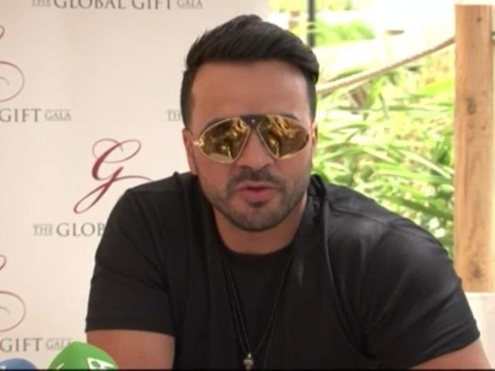18/07 Luis Fonsi presenta a Eivissa la 'VII Global Gift Gala'