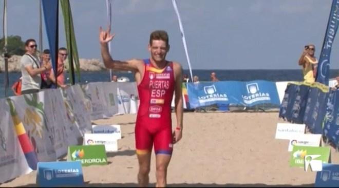 13/10 Noves medalles per Espanya al Campionat Europeu Multiesport