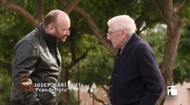 22/11 Sa cadira des majors: Josep Marí Bufí