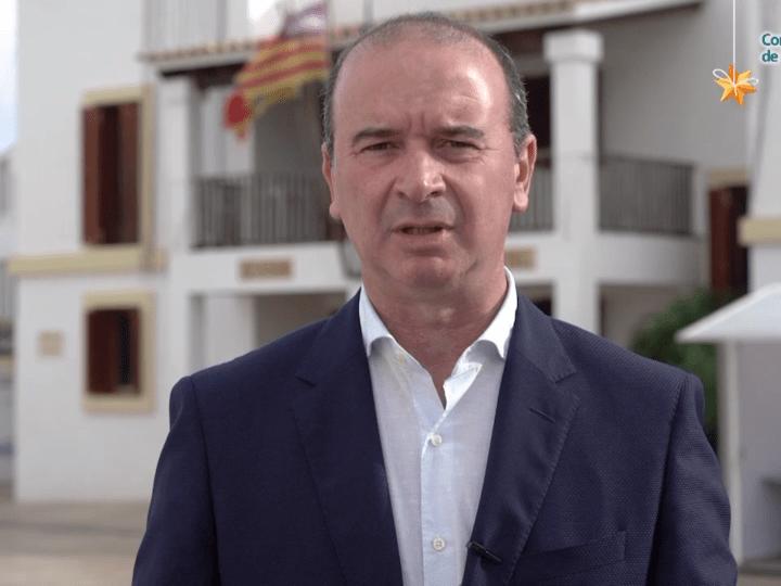 Missatge de Nadal 2018 – Consell de Formentera.