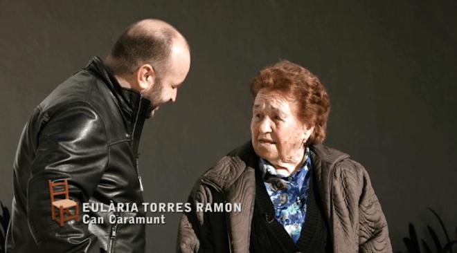 10/01 Sa cadira des majors: Eulària Torres Ramon