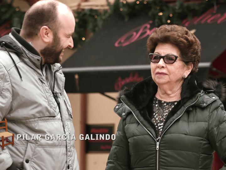 17/01 Sa cadira des majors: Pilar García Galindo
