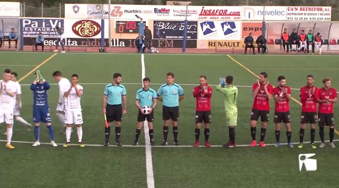 Futbol: SD Formentera vs Penya Esportiva 17/02