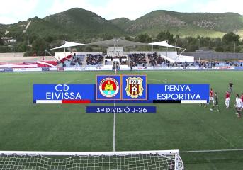 04/02 Futbol: CD Eivissa - Penya Esportiva