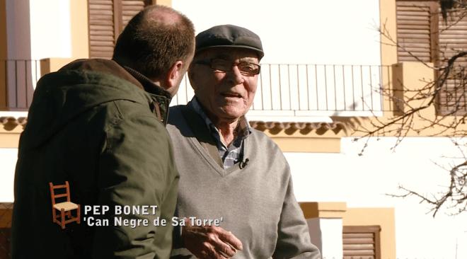 07/02 Sa cadira des majors: Pep Bonet 'Can Negre de sa Torre'